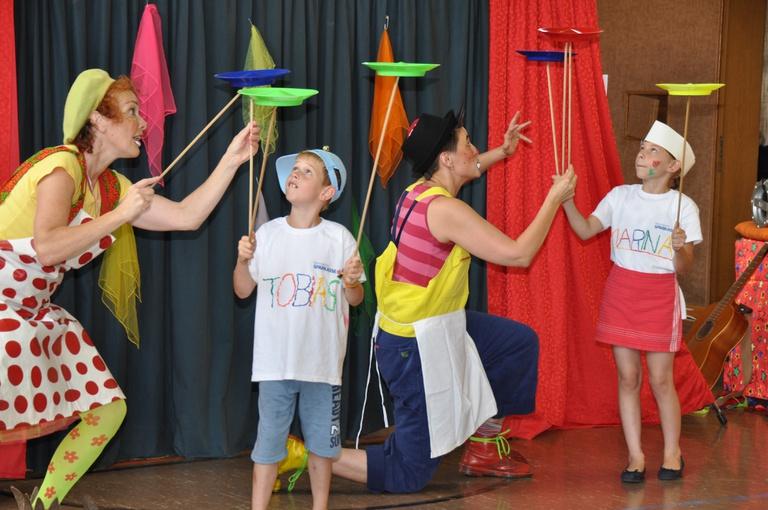 Circus Funtastico