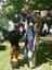 Vogelscheuche & Rabe / scarecrow & raven